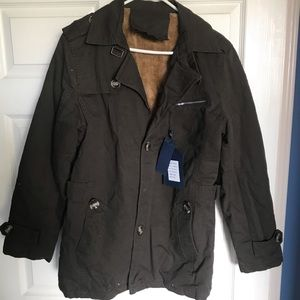 NWT Army Green Jacket Men's Medium